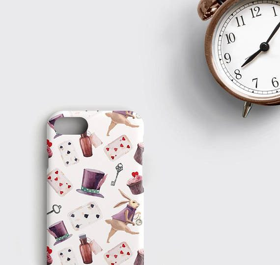 Alice in Wonderland iPhone Case, Alice iPhone 6 Plus Case