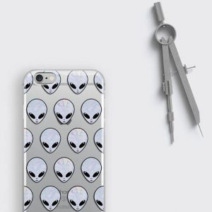 Alien Phone Case, Aliens Samsung Galaxy S8 Plus Case