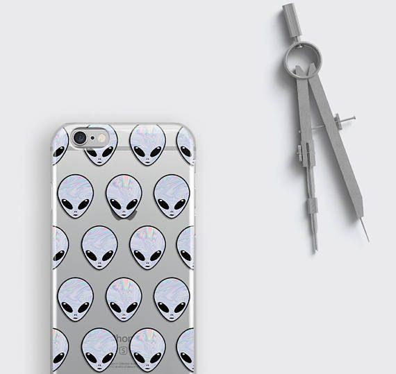 Alien Phone Case, Aliens Samsung Galaxy S8 Plus Case