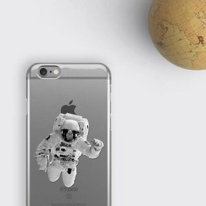 Astronaut iPhone 8 Plus Case Outer Space Samsung Galaxy S7 Case Nasa iPhone 7 Case