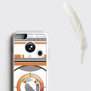 BB8 iPhone X Case Force Awakens iPhone 8 Case