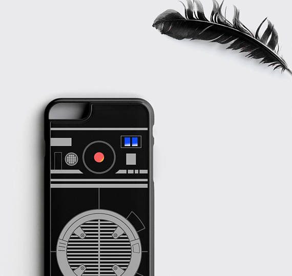 BB9E iPhone 8 Case Star Wars Samsung Galaxy S8 Plus Case