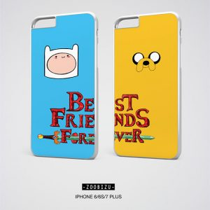 Best Friend iPhone Cases, Adventure Time Bff case