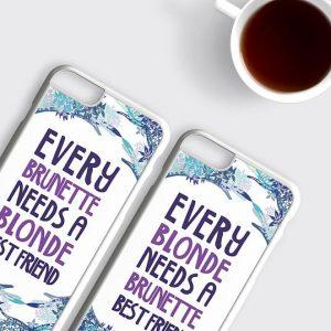 Best Friend iPhone Cases, Bff case, BFF Gift iPhone Case