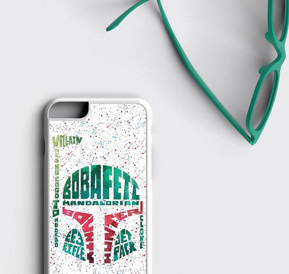 Boba Fett iPhone 6 Case, iPhone 6S Case