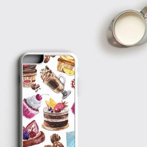 Cake iPhone 6 Case, Desert iPhone 6S Case