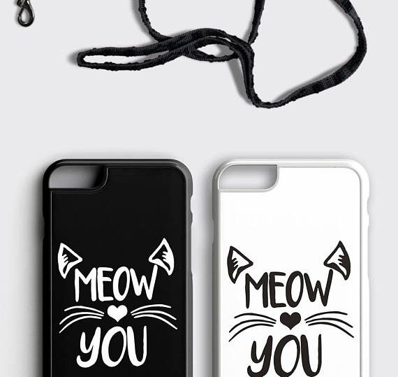 Cat lover Gift iPhone 6 Case Cat iPhone 6S Case