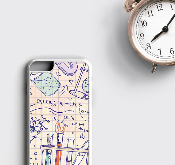 Chemistry iPhone 6S Case Science iPhone 6 Plus Case