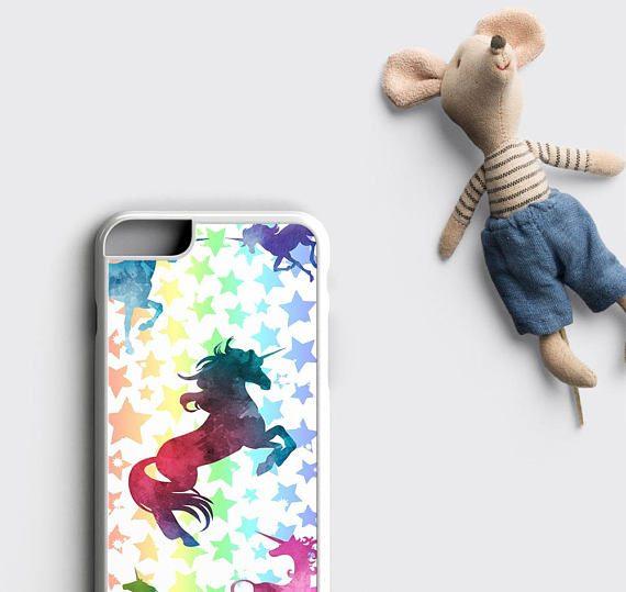 Cute Unicorn iPhone 6S Case, iPhone 6 Case Unicorn