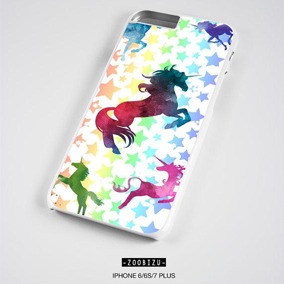 Cute Unicorn iPhone 6S Case iPhone 6