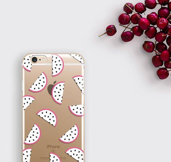 Dragon Fruit Phone Case Pitaya iPhone 7 Plus Case