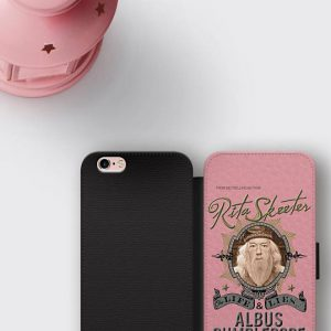 Dumbledore iPhone 7 Case Harry Potter iPhone 8 Case Bookworm Gift iPhone 6 Cover