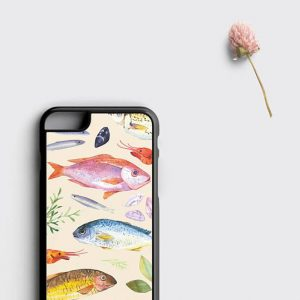 Fish iPhone 7 Case Sea iPhone 6 Case
