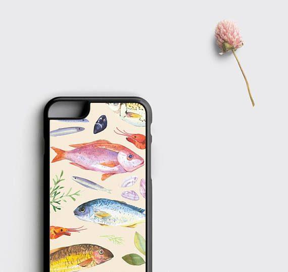 Fish iPhone 7 Case Sea iPhone 6 Case