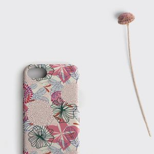 Flower iPhone 7 Case Floral iPhone 6S Plus Case Flower Gift for Her