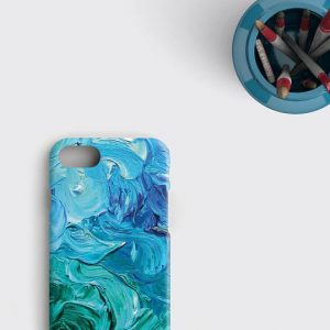 Gift for Painter iPhone 7 Case Watercolor Artist Gift Samsung S8 Cover