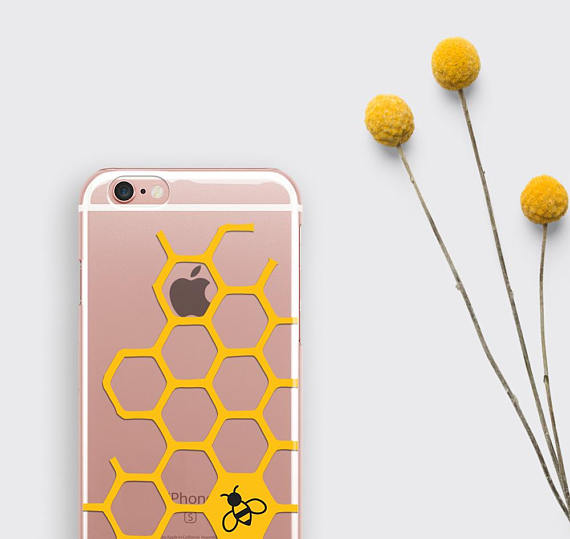 bee iphone 8 case