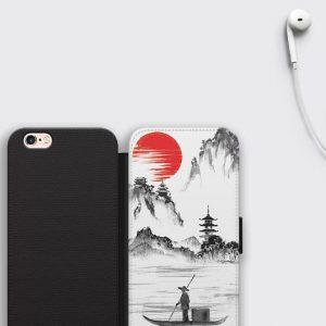Japanese Friend Gift iPhone 8 Plus Wallet Case Japan Gift Samsung Galaxy S8 Case