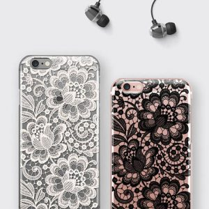 Lace Mom Gift iPhone 7 Plus Case Mother Gift iPhone Case