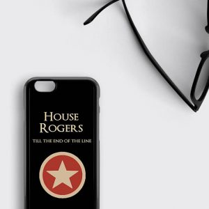 Marvel Captain America iPhone 7 Plus Case Game of Thrones Phone Cover