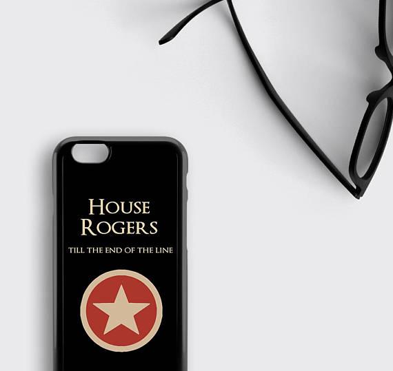 on sale 10eab 50841 Marvel Captain America iPhone 7 Plus Case Game of Thrones Phone Cover -  zoobizu.com