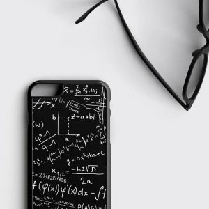 Mathematical Gifts iPhone 8 Case Science Teacher Gift iPhone 7 Plus Case