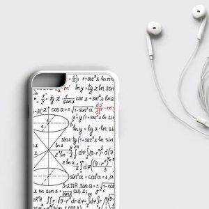 Mathematics iPhone 8 Plus Case Math Teacher Gift iPhone 6S Case