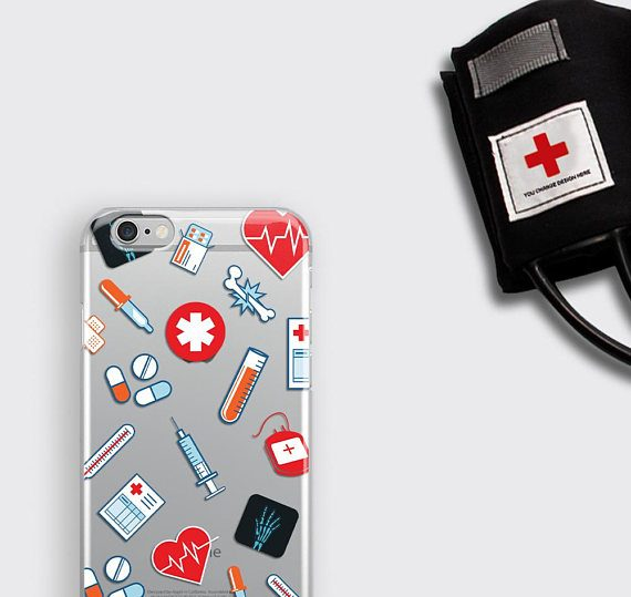 Nurse iPhone 6 Case Student Nurse Gift Samsung Galaxy S8 Plus Case