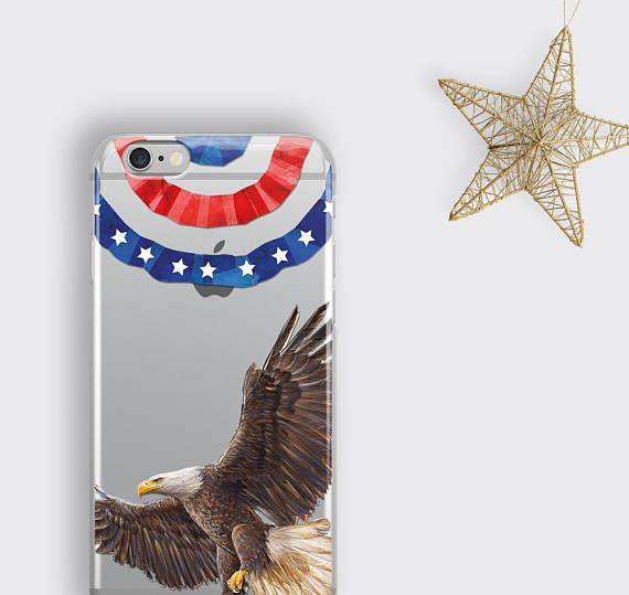 Patriotic Phone Case Patriotic Gift iPhone 8 Case American Flag S8 Plus Case