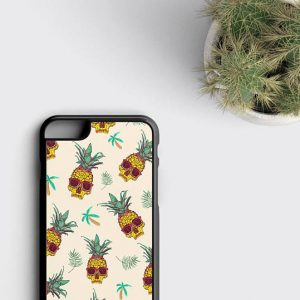 Pineapple iPhone 6S Case, Pineapple Tropical Mexican iPhone