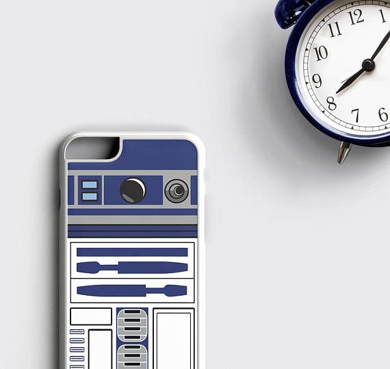 R2D2 iPhone 6 Case, Star Wars iPhone 7 Case
