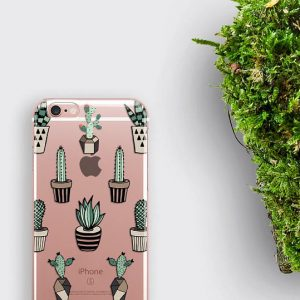 Samsung Galaxy S8 Case, Cactus Samsung Galaxy S8 Plus Case