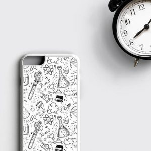Science iPhone 6S Case Biology iPhone 6 Cover Chemistry iPhone 7 Case