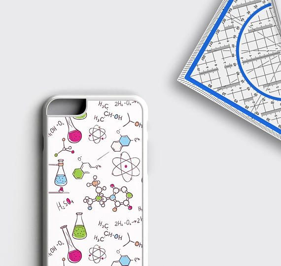 Science iPhone 6S Case Chemistry Samsung galaxy S6 Case