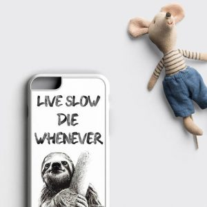 Sloth iPhone 6S Case, Sloth iPhone 6 Case, Animal iPhone 7 Case