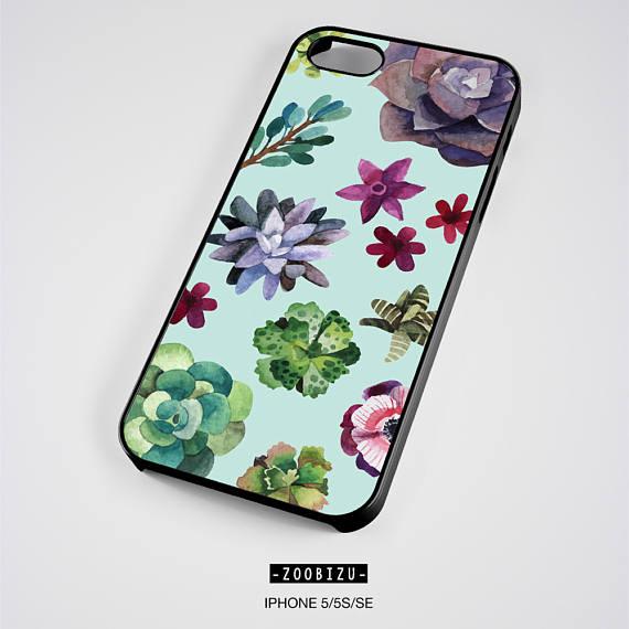 Succulent iPhone 6S Case, Cactus iPhone 6 Case, Cacti Phone Case -  zoobizu com