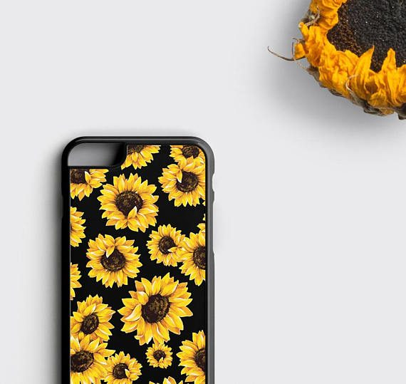 Sunflower iPhone 6S Case, Sunflowers iPhone 6 Case, Floral iPhone Case