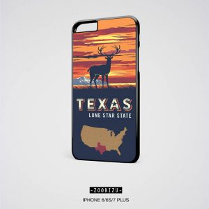 Texas Phone Case Texas State Samsung galaxy S8 Case