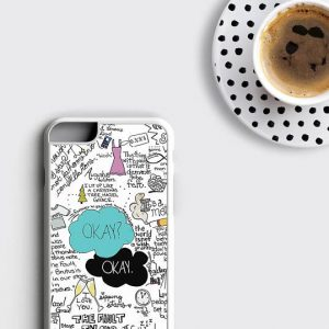 The Fault in Our Stars iPhone 7 Case Okay Okay iPhone 6s Case John Green iPhone 6 Plus Case