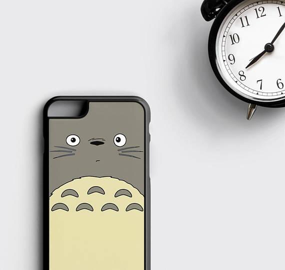 promo code 2106a b6916 Totoro Phone Case, My Neighbor Totoro iPhone 8 Plus Case - zoobizu.com