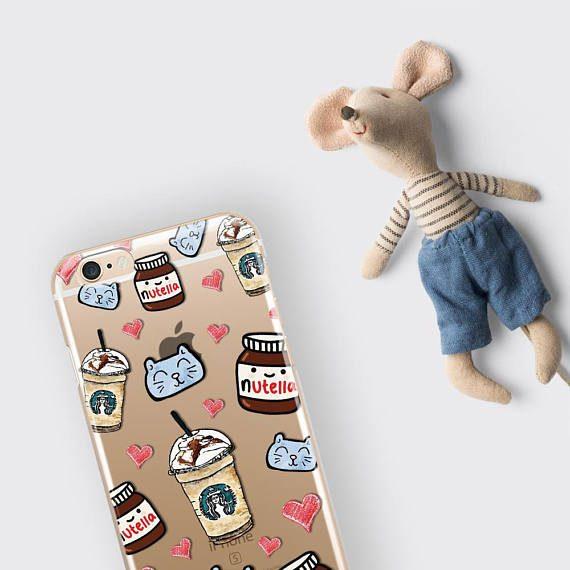Tumblr iPhone 7 Case Nutella Samsung Galaxy S8 Plus Case