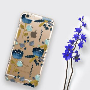 Viola Tricolor iPhone 7 Case Floral iPhone 8 Plus Case