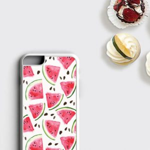 Watermelon iPhone 6 Case, Watermelon iPhone X Case