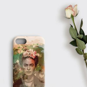 Frida Kahlo iPhone 7 Plus Case Vintage Watercolor Frida Samsung Galaxy S8 Case