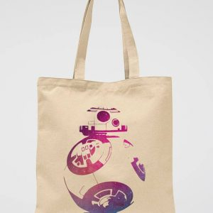 BB8 Tote Bag Star Wars Robot Canvas Bag