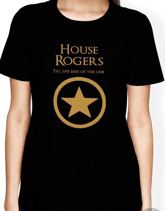 Captain America Shirt, Game of Thrones Shirt, Avengers Super Hero Shirt