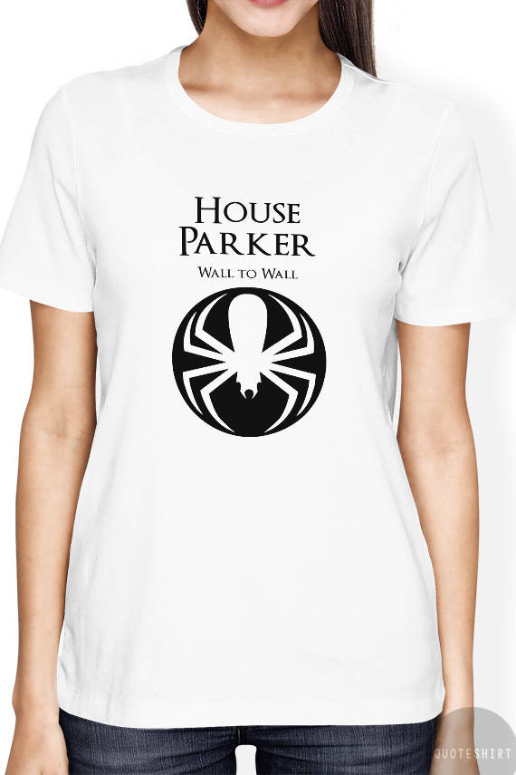 3dfa3c2ce7 Game of Thrones Shirt Funny Spiderman T Shirt - zoobizu.com