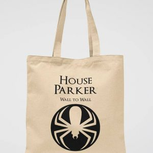 Spiderman Party Tote Bag Game of Thrones Canvas Bag
