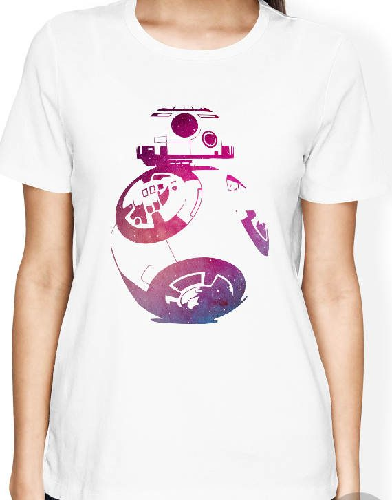 Star Wars BB8 Shirt, BB8 Shirt, Star Wars Women Shirt