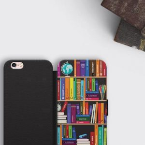 Book Lover iPhone 7 Plus Wallet Case